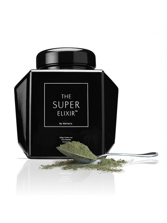 THE SUPER ELIXIR ALKALISING GREENS CADDY 300гр