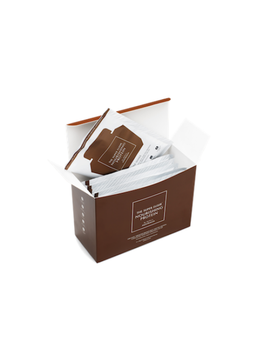 NOURISHING PROTEIN CHOCO TRAVEL SET 7x33гр