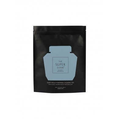 THE SUPER ELIXIR SLEEP WELLE FORTIFIED CALMING TEA 50 дози презареждане