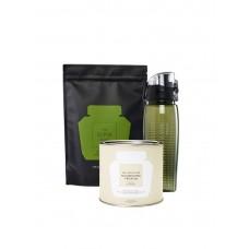 Alkalising Formula 150g  & Nourishing Protein Vanilla Box 500g & Hydrator Bottle