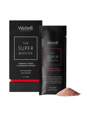WOMEN'S LIBIDO + HORMONE SUPPORT SUPER BOOSTER